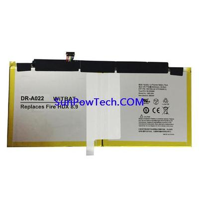 "Amazon Fire HDX 8.9"" Battery 58-000065, 26S1004 DR-A022"