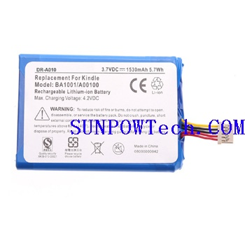 Amazon Kindle 1 Battery A00100