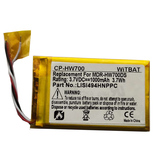 Sony NWZ-F885 NW-F886 NW-F887 Battery LIS1494HNPPC